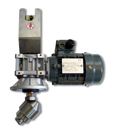 Rotating nozzle system RD3 (concrete)